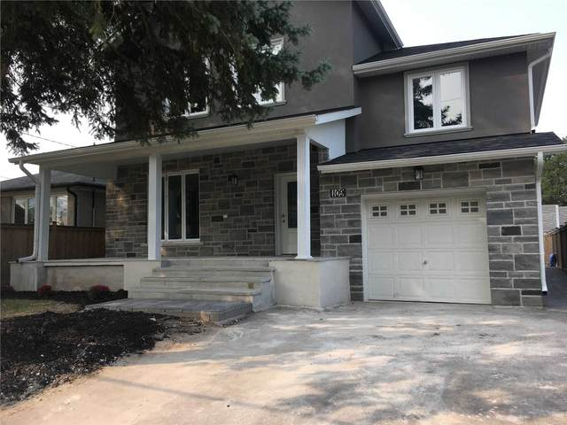 109 Lord Roberts Dr, Toronto, ON M1K 3W5 (#E4921607) :: The Ramos Team