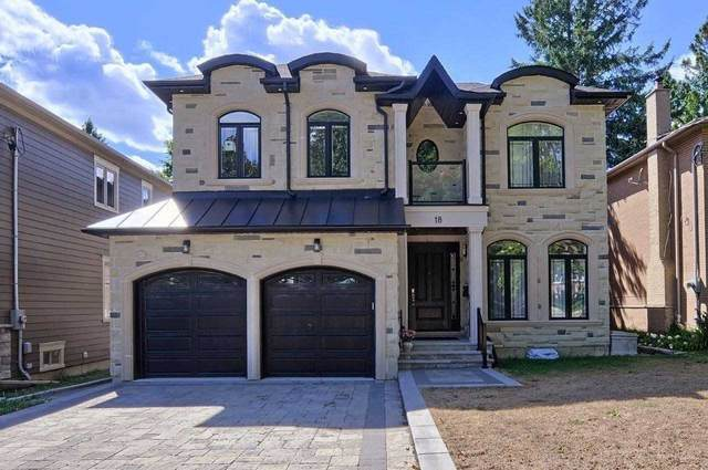 18 St Quentin Ave, Toronto, ON M1M 2M8 (#E4927857) :: The Ramos Team