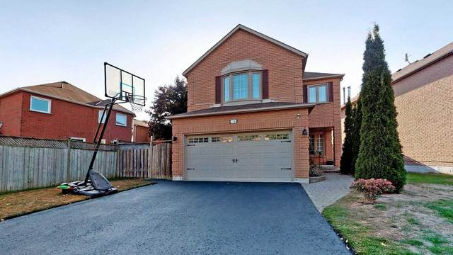 228 Senator St, Pickering, ON L1V 6N2 (#E4928199) :: The Ramos Team