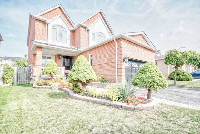 1776 Westcreek Dr, Pickering, ON L1V 6M9 (#E4929015) :: The Ramos Team