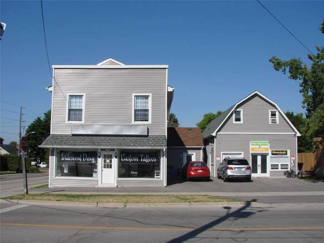 1692 Central St, Pickering, ON L1Y 1B3 (#E4954672) :: The Johnson Team