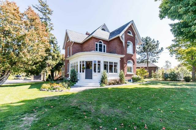5273 Old Brock Rd, Pickering, ON L1Y 1A1 (#E4998928) :: The Johnson Team