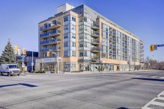 3520 Danforth Ave #612, Toronto, ON M1L 1E5 (MLS #E5075007) :: Forest Hill Real Estate Inc Brokerage Barrie Innisfil Orillia