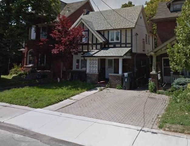 102 Greenwood Ave, Toronto, ON M4L 2P6 (#E5077058) :: The Johnson Team