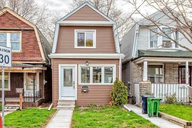 254 Cedarvale Ave, Toronto, ON M4C 4K2 (MLS #E5079201) :: Forest Hill Real Estate Inc Brokerage Barrie Innisfil Orillia
