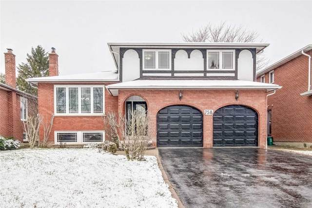 758 Sheppard Ave, Pickering, ON L1V 1G5 (#E5087176) :: The Ramos Team