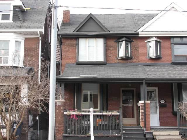 388 Woodbine Ave, Toronto, ON M4L 3P6 (#E5088180) :: The Johnson Team