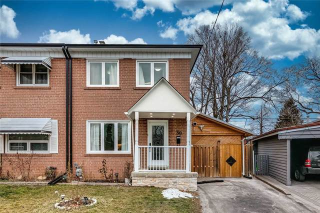 39 Medway Cres, Toronto, ON M1P 3T7 (#E5090882) :: The Ramos Team