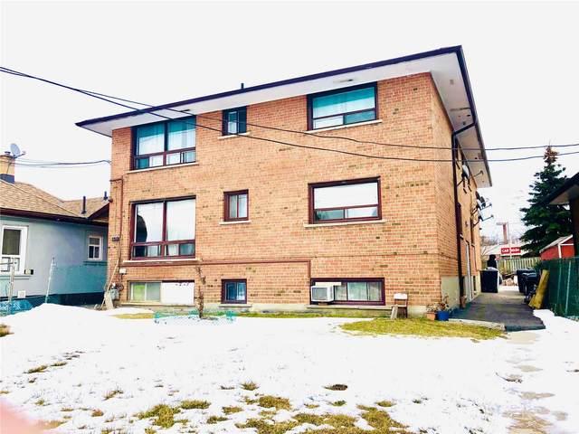 679 Danforth Rd, Toronto, ON M1K 1G4 (#E5092549) :: The Johnson Team