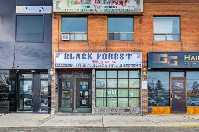 2624 E Eglinton Ave, Toronto, ON M1K 2S3 (MLS #E5095847) :: Forest Hill Real Estate Inc Brokerage Barrie Innisfil Orillia