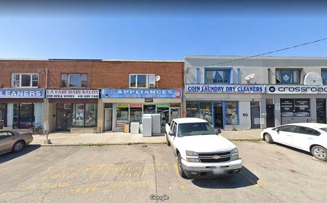 3470-72 Danforth Ave, Toronto, ON M1L 1E1 (MLS #E5096082) :: Forest Hill Real Estate Inc Brokerage Barrie Innisfil Orillia