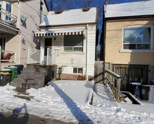 189 Coxwell Ave, Toronto, ON M4L 3B4 (MLS #E5097303) :: Forest Hill Real Estate Inc Brokerage Barrie Innisfil Orillia
