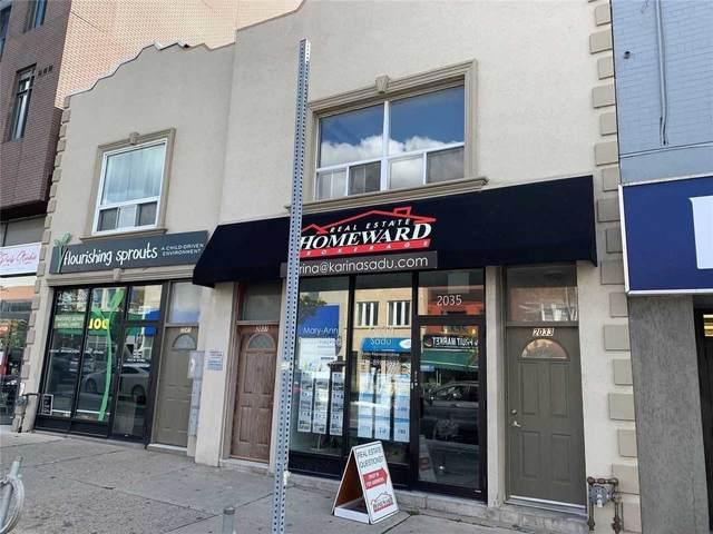 2035* Danforth Ave, Toronto, ON M4C 1J8 (MLS #E5101815) :: Forest Hill Real Estate Inc Brokerage Barrie Innisfil Orillia