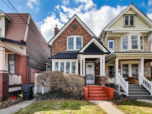 930 Logan Ave, Toronto, ON M4K 3E4 (MLS #E5104697) :: Forest Hill Real Estate Inc Brokerage Barrie Innisfil Orillia