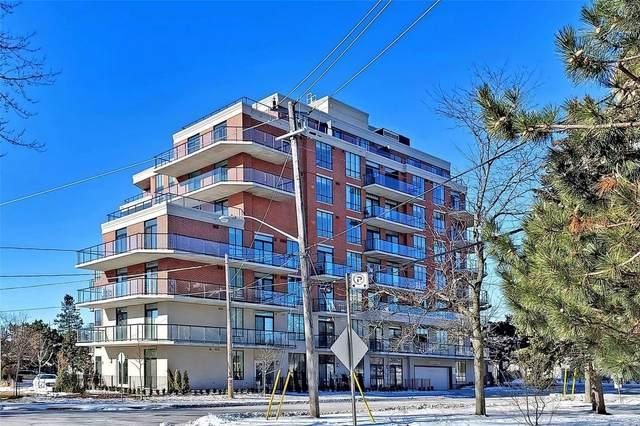 3655 Kingston Rd 504B, Toronto, ON M1M 1S2 (#E5107206) :: The Johnson Team