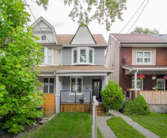 23 Connaught Ave, Toronto, ON M4L 2V8 (#E5112923) :: The Johnson Team