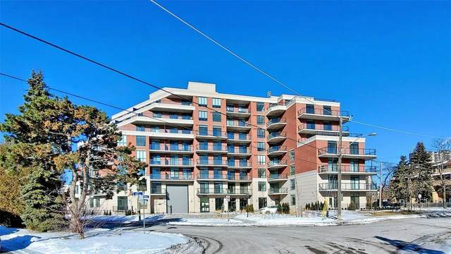 3655 Kingston Rd #205, Toronto, ON M1M 1S2 (#E5115231) :: The Johnson Team
