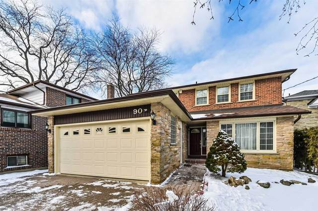 90 Hill Cres, Toronto, ON M1M 1J6 (MLS #E5116990) :: Forest Hill Real Estate Inc Brokerage Barrie Innisfil Orillia