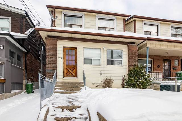 29 Oak Park Ave, Toronto, ON M4C 4L8 (MLS #E5117675) :: Forest Hill Real Estate Inc Brokerage Barrie Innisfil Orillia