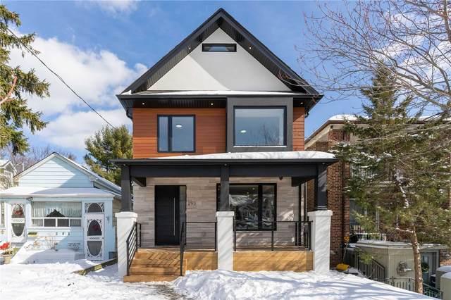 293 Silver Birch Ave, Toronto, ON M4E 3L6 (#E5120589) :: The Johnson Team