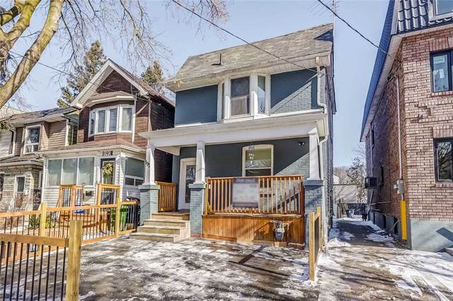 191 Rhodes Ave, Toronto, ON M4L 3A2 (MLS #E5120878) :: Forest Hill Real Estate Inc Brokerage Barrie Innisfil Orillia