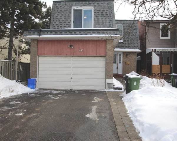 241 Invergordon Ave, Toronto, ON M1S 3Z1 (MLS #E5122213) :: Forest Hill Real Estate Inc Brokerage Barrie Innisfil Orillia
