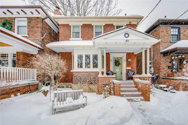 42 Glen Stewart Ave, Toronto, ON M4E 1P8 (#E5122931) :: The Johnson Team