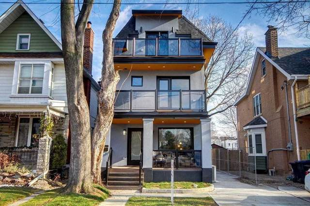 97 Woodfield Rd, Toronto, ON M4L 2W5 (#E5123093) :: The Johnson Team