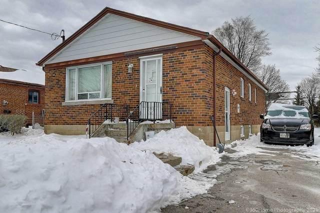 1425 Birchmount Rd, Toronto, ON M1P 2G3 (#E5123880) :: The Johnson Team