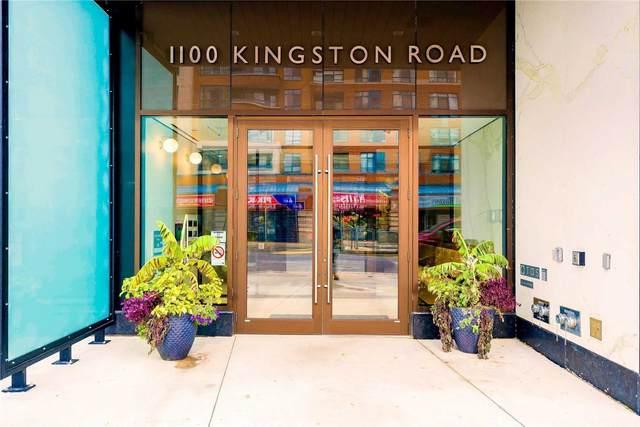 1100 Kingston Rd #315, Toronto, ON M1N 0B3 (MLS #E5124304) :: Forest Hill Real Estate Inc Brokerage Barrie Innisfil Orillia