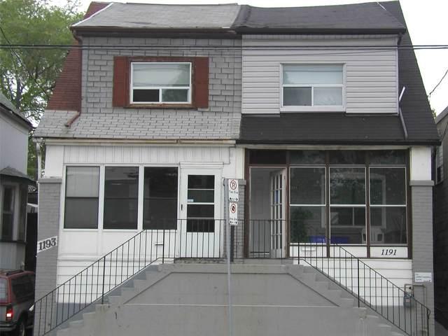 1191 Woodbine Ave, Toronto, ON M4C 4E1 (MLS #E5124396) :: Forest Hill Real Estate Inc Brokerage Barrie Innisfil Orillia