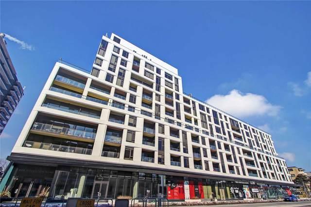 1100 Kingston Rd #208, Toronto, ON M1N 0B3 (MLS #E5124781) :: Forest Hill Real Estate Inc Brokerage Barrie Innisfil Orillia