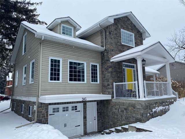 303 Toynevale Rd, Pickering, ON L1W 2G7 (MLS #E5125197) :: Forest Hill Real Estate Inc Brokerage Barrie Innisfil Orillia