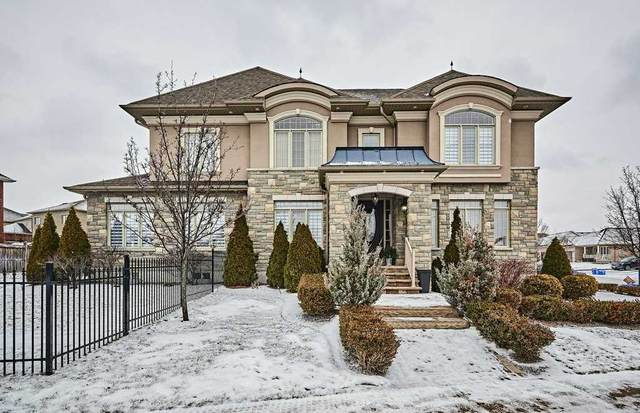 2 Lady May Dr, Whitby, ON L1R 0L6 (#E5125303) :: The Johnson Team