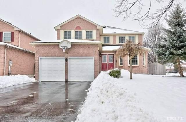 912 Catskill Dr, Oshawa, ON L1J 8J9 (MLS #E5125488) :: Forest Hill Real Estate Inc Brokerage Barrie Innisfil Orillia