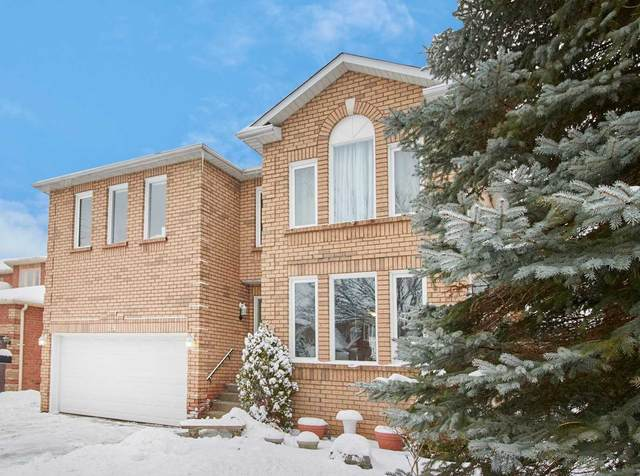 29 Ravenview Dr, Whitby, ON L1R 1Y2 (#E5125666) :: The Johnson Team