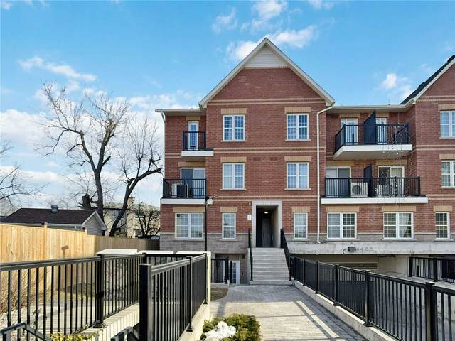 1485 Birchmount Rd #205, Toronto, ON M1P 0C7 (#E5126238) :: The Johnson Team