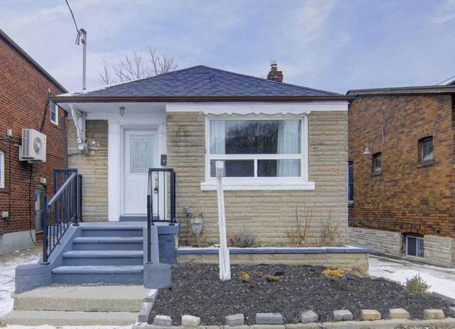 1409 W Woodbine Ave, Toronto, ON M4C 4E9 (MLS #E5126909) :: Forest Hill Real Estate Inc Brokerage Barrie Innisfil Orillia