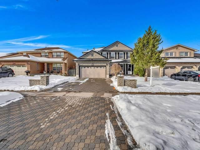 793 Sundance Circ, Oshawa, ON L1J 8B8 (MLS #E5126937) :: Forest Hill Real Estate Inc Brokerage Barrie Innisfil Orillia