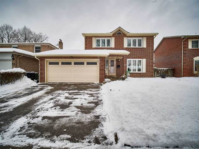 51 Blacktoft Dr, Toronto, ON M1B 2M7 (MLS #E5127099) :: Forest Hill Real Estate Inc Brokerage Barrie Innisfil Orillia