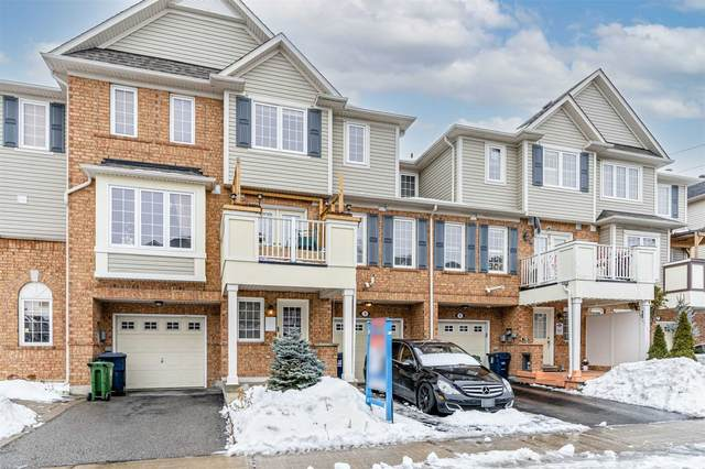 3 Mountain Lion Tr, Toronto, ON M1B 0A8 (MLS #E5127196) :: Forest Hill Real Estate Inc Brokerage Barrie Innisfil Orillia
