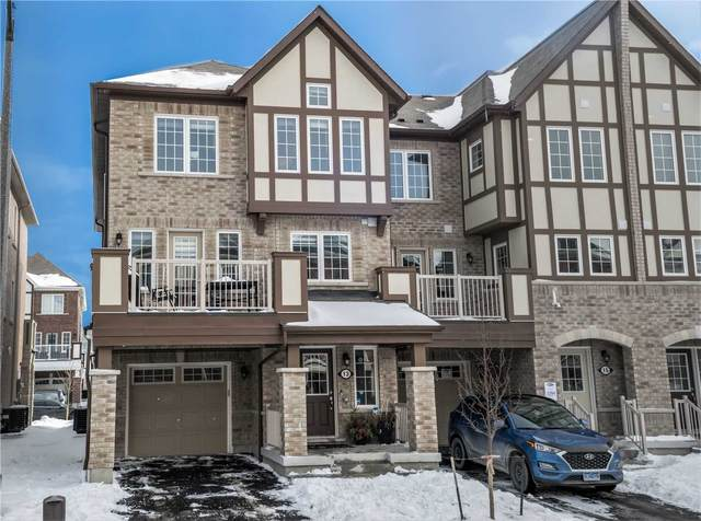 13 Bluegill Cres, Whitby, ON L1P 0E4 (#E5127342) :: The Johnson Team