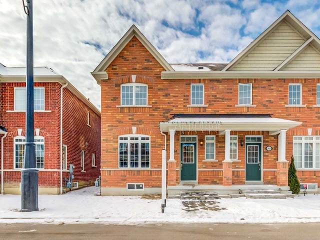 2464 Earl Grey Ave, Pickering, ON L1X 0B9 (MLS #E5127437) :: Forest Hill Real Estate Inc Brokerage Barrie Innisfil Orillia