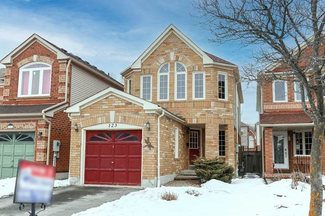 123 Smales Dr, Ajax, ON L1Z 1G8 (#E5127574) :: The Johnson Team