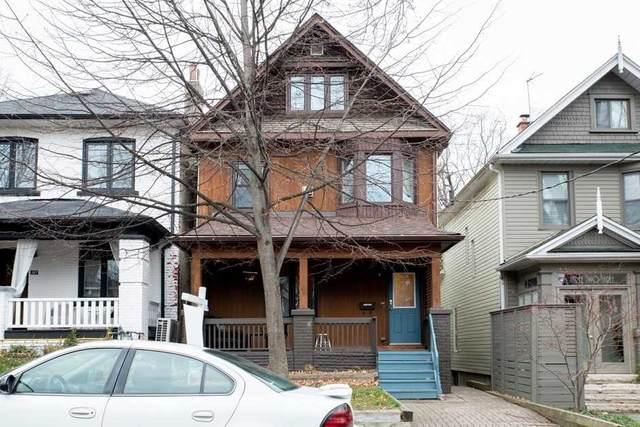 325 Kenilworth Ave, Toronto, ON M4L 3S9 (#E5127777) :: The Johnson Team