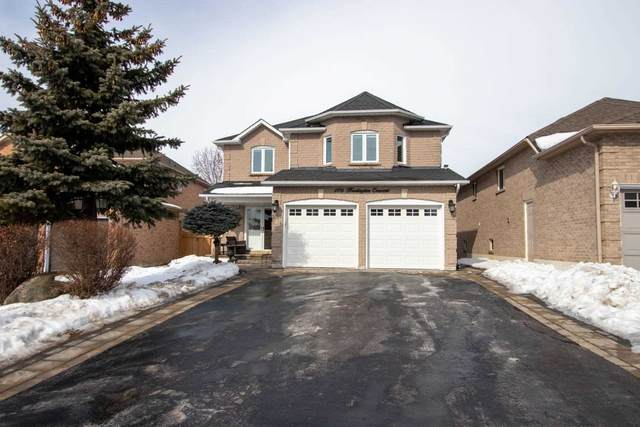 106 Huntington Cres, Clarington, ON L1E 3C5 (#E5127907) :: The Johnson Team