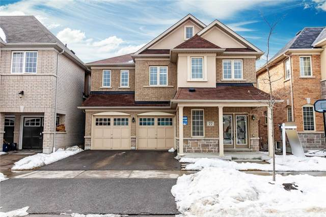 77 Westgate Ave, Ajax, ON L1Z 0S2 (MLS #E5128188) :: Forest Hill Real Estate Inc Brokerage Barrie Innisfil Orillia
