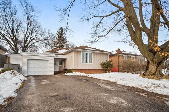 837 Naroch Blvd, Pickering, ON L1W 1T1 (MLS #E5128578) :: Forest Hill Real Estate Inc Brokerage Barrie Innisfil Orillia