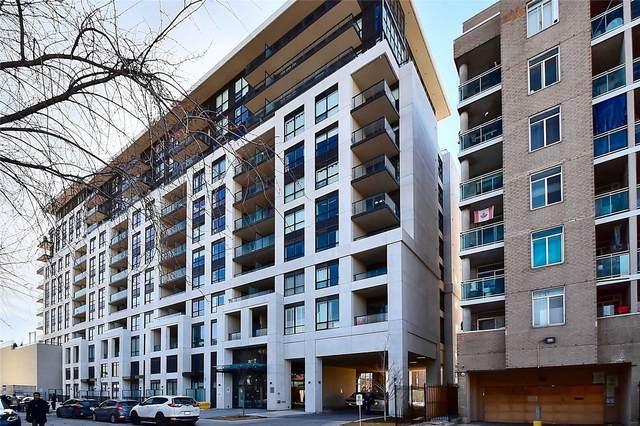 8 Trent Ave #916, Toronto, ON M4C 5C6 (MLS #E5128794) :: Forest Hill Real Estate Inc Brokerage Barrie Innisfil Orillia