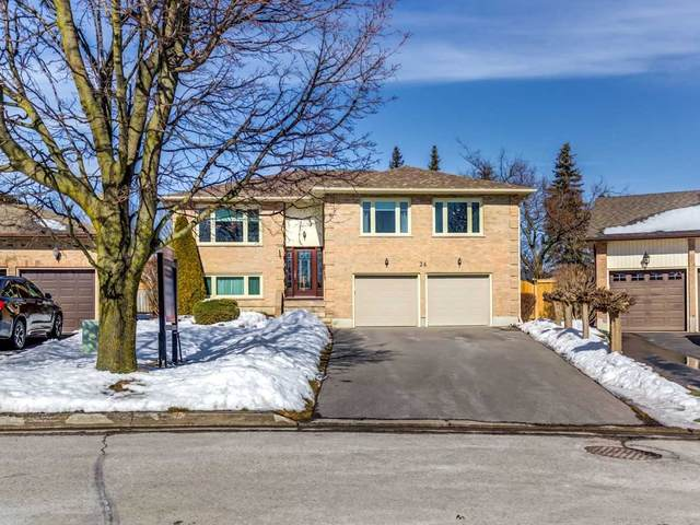 24 Mclellan Dr, Clarington, ON L1E 1Z8 (#E5129467) :: The Johnson Team